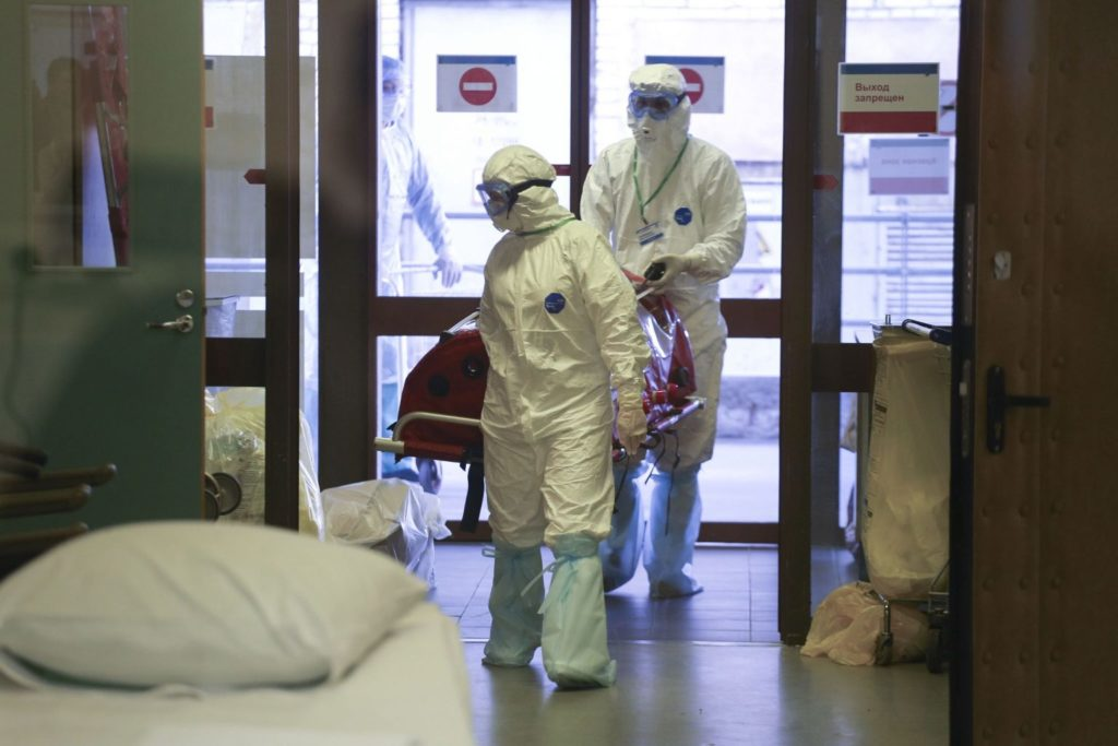 Коронавирус в Смоленске: сколько заболевших, новости