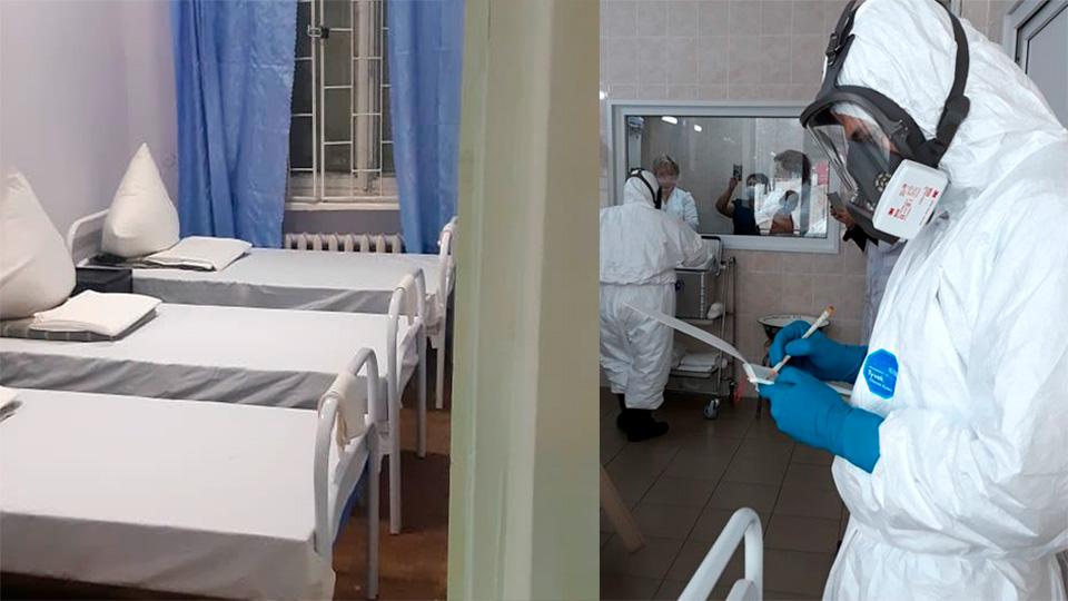 Коронавирус в Красноярском крае: последние новости, сколько заболевших
