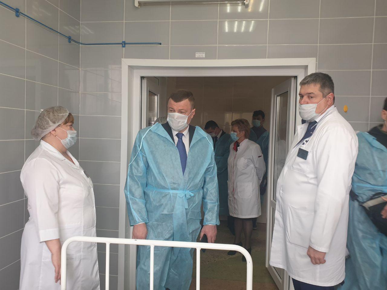 Коронавирус в Мичуринске: последние новости, сколько заболевших