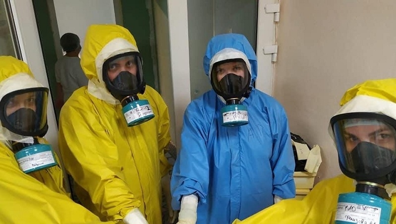 Коронавирус в Белебее: последние новости, сколько заболевших