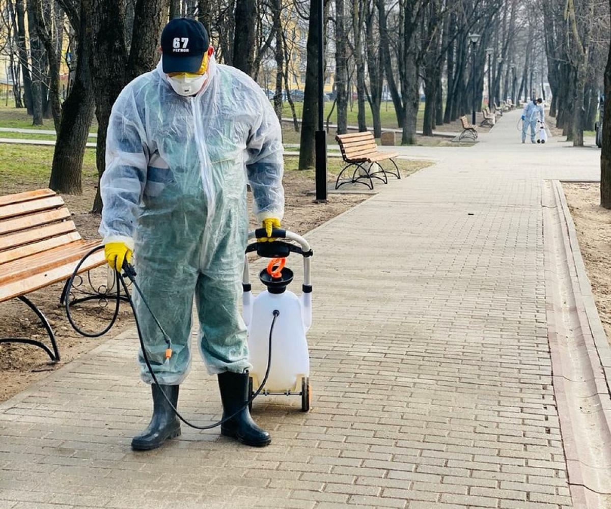 Есть ли коронавирус в Кропоткине: сколько человек заболело