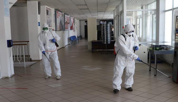 Коронавирус в Курской области: последние новости, сколько заболевших