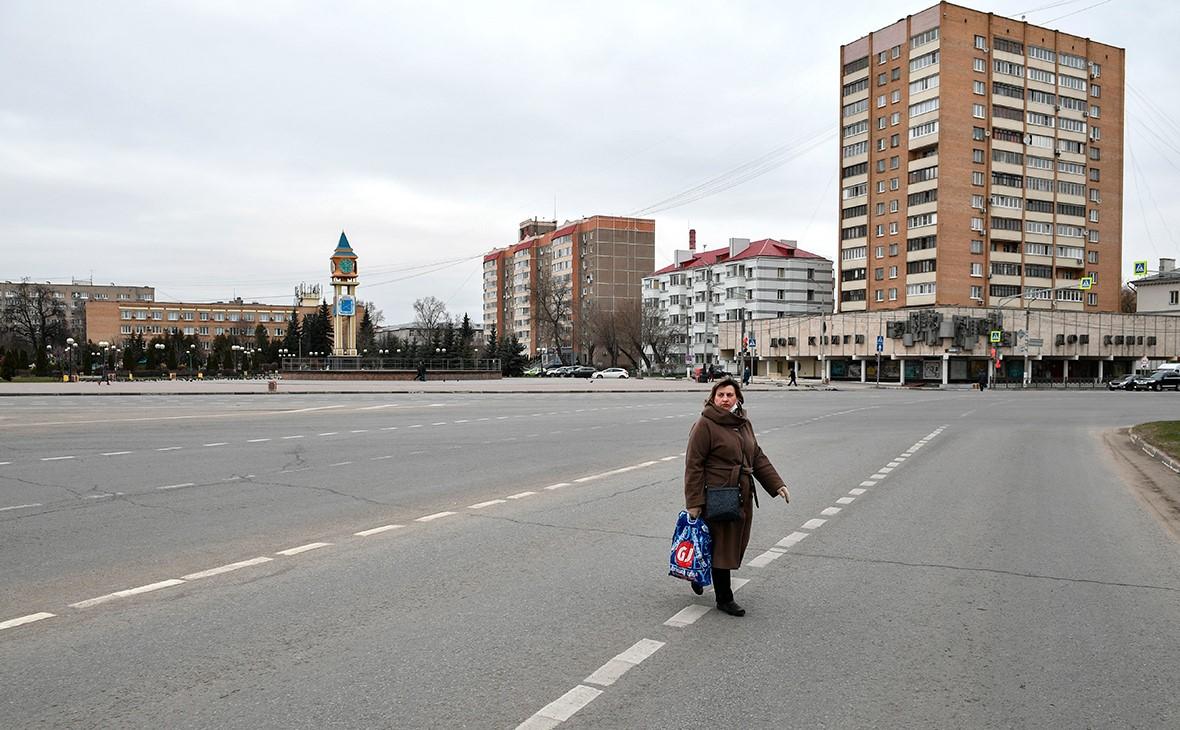 Коронавирус в Егорьевске: последние новости, сколько заболевших