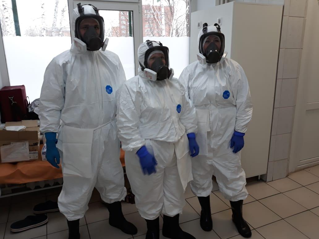 Коронавирус в Лесосибирске: последние новости, сколько заболевших