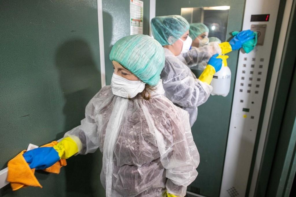 Есть ли коронавирус в Подольске: сколько зараженных в городе, новости