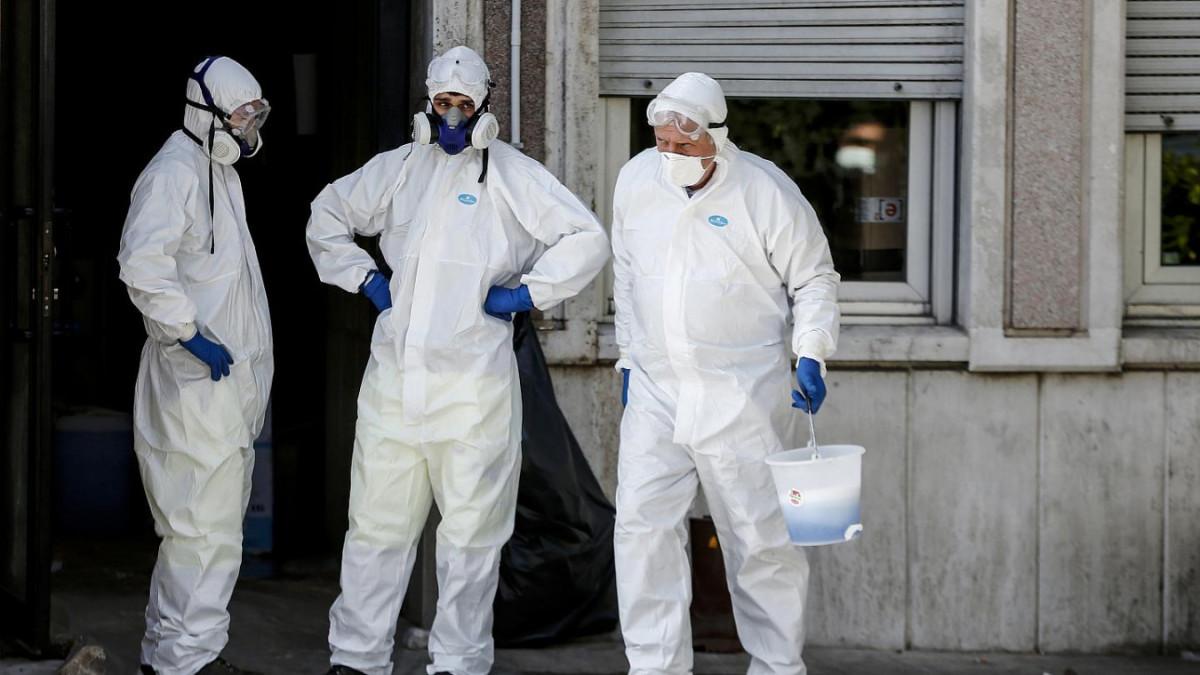 Коронавирус в Соликамске: последние новости, сколько заболевших