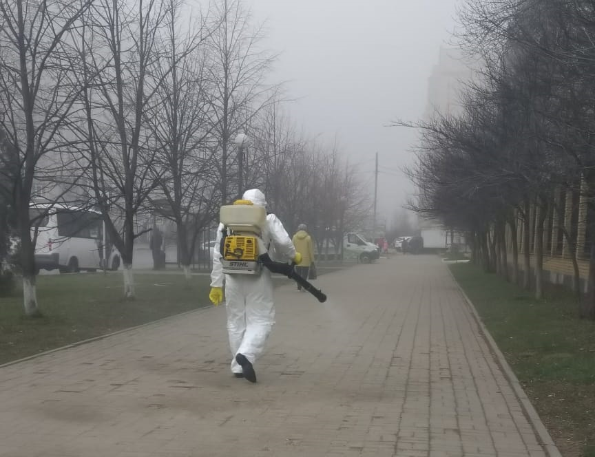 Коронавирус в Ставропольском крае: сколько зараженных, новости, карантин