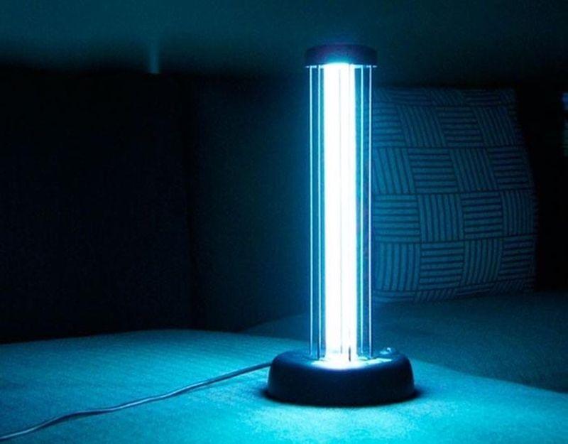 Помогает ли ультрафиолетовая лампа при дезинфекции от коронавируса