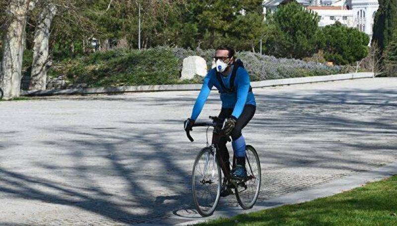 Катание на велосипеде во время карантина: можно ли ездить, кататься, передвигаться