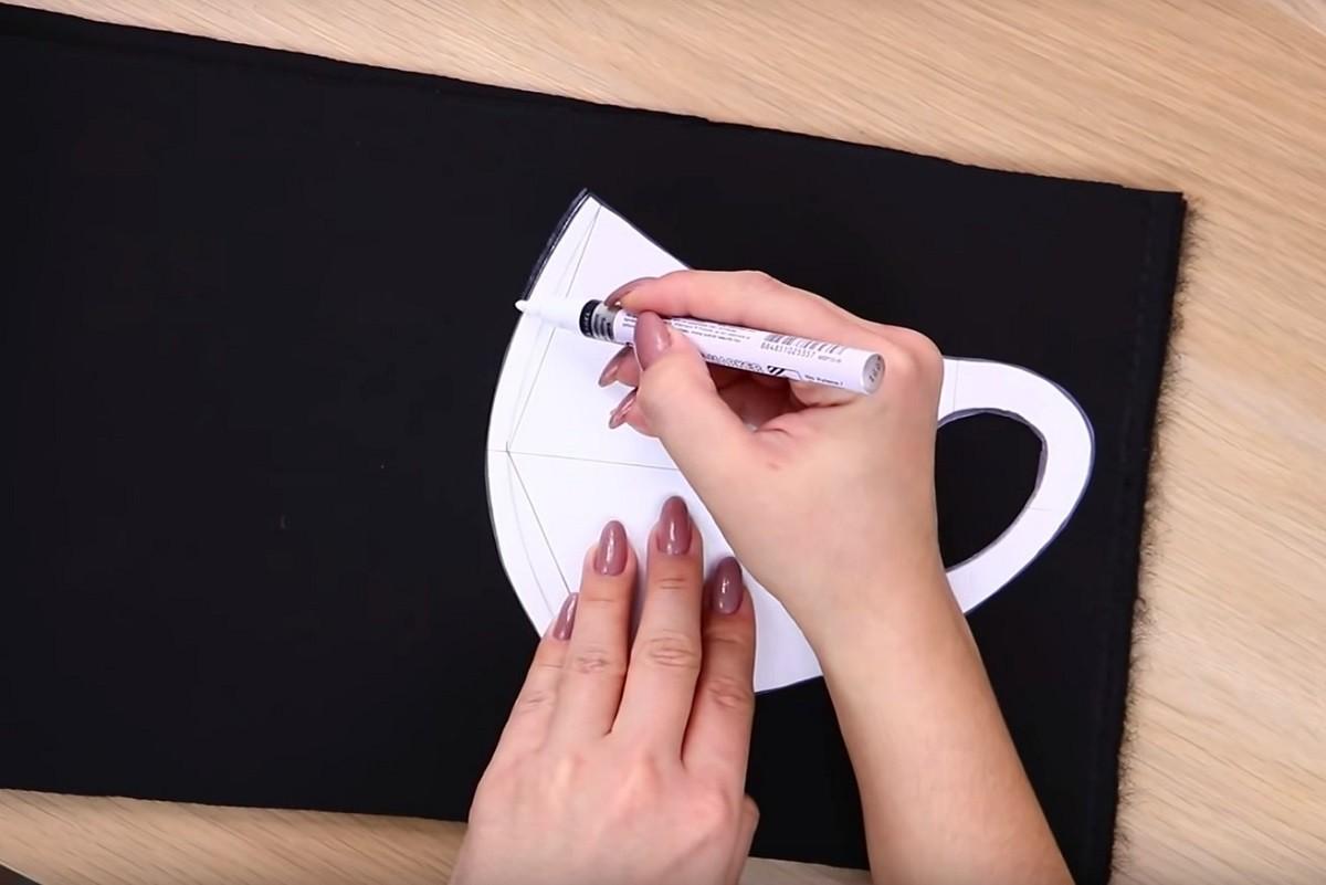 Как сшить медицинскую маску для лица из неопрена своими руками
