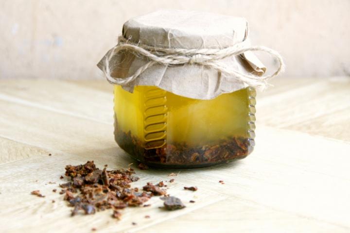 прополис с оливковым маслом от простатита
