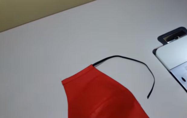 Размеры и выкройки многоразовой медицинской маски, правила пошива