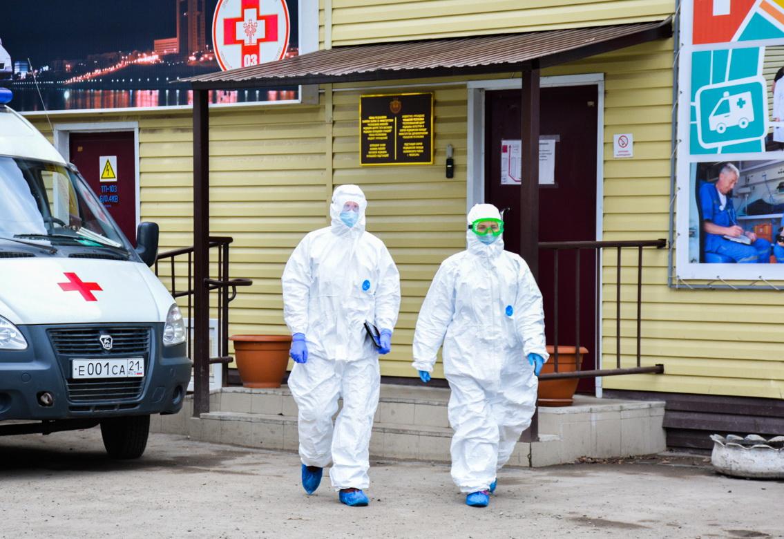 Коронавирус в Чувашии: последние новости, сколько заболевших